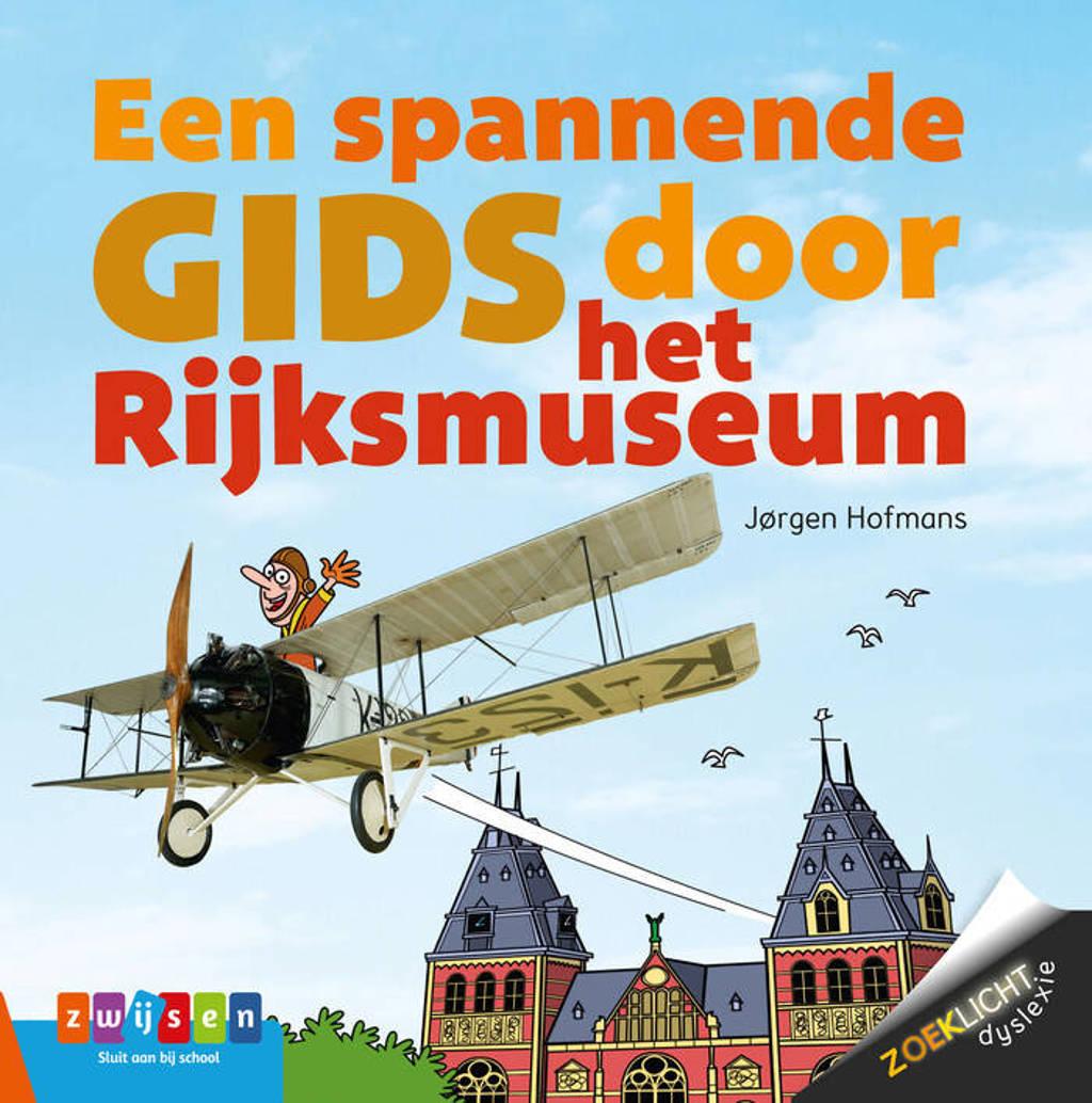 Zoeklicht dyslexie: Een spannende gids door het Rijksmuseum - Jørgen Hofmans