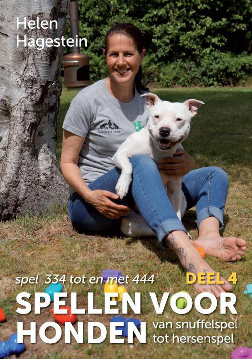 Spellen voor honden 4 van snuffelspel tot hersenspel - Helen Hagestein