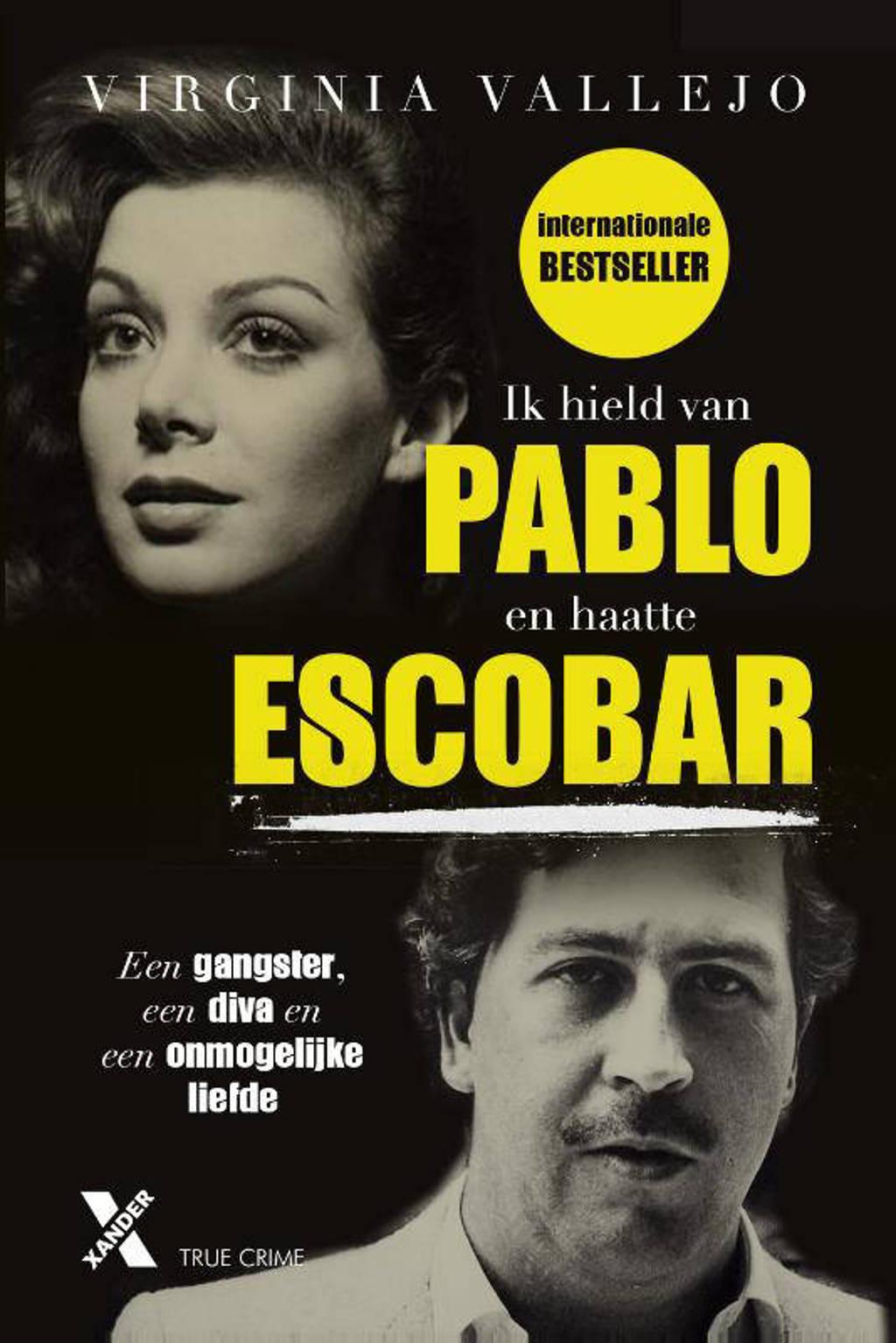 Ik hield van Pablo en haatte Escobar - Virginia Vallejo