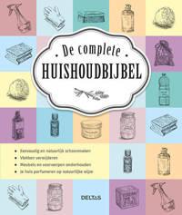 De complete huishoudbijbel - Sylvie Fabre en Isabelle Louet