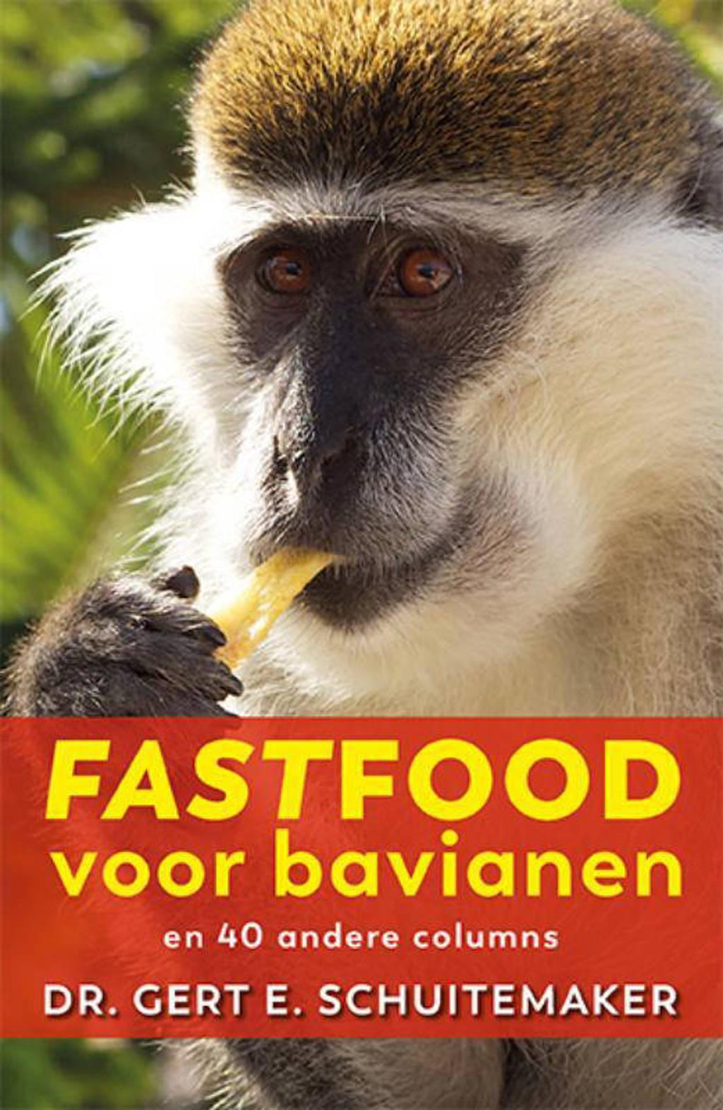 Ortho Dossier: Fastfood voor bavianen - Gert E. Schuitemaker