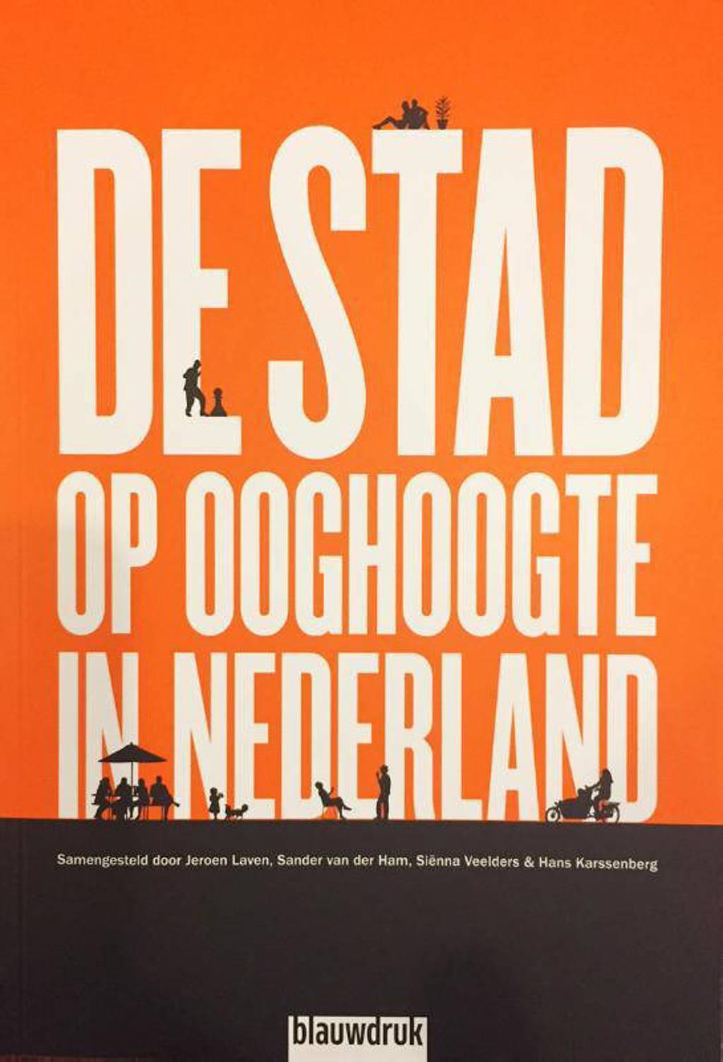 De stad op ooghoogte in Nederland - Jeroen Laven, Sander van der Ham, Sienna Veelders, e.a.