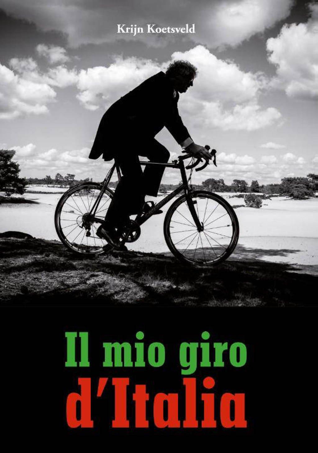 Il mio giro d'Italia - Krijn Koetsveld