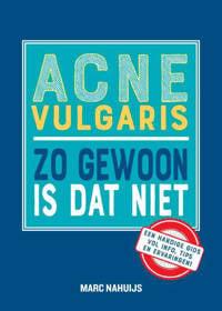 Spreekuur Thuis: Acne vulgaris - Marc Nahuys