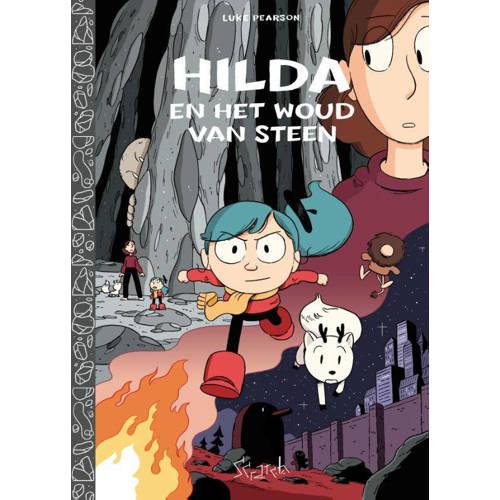 Hilda: Hilda en het woud van steen - Luke Pearson kopen
