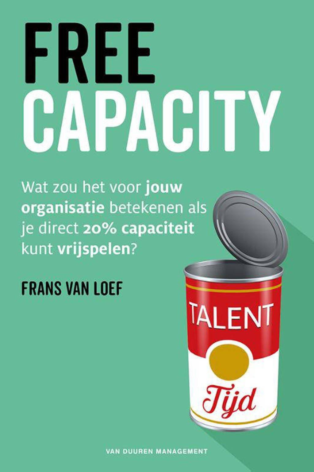 Freecapacity - Frans van Loef