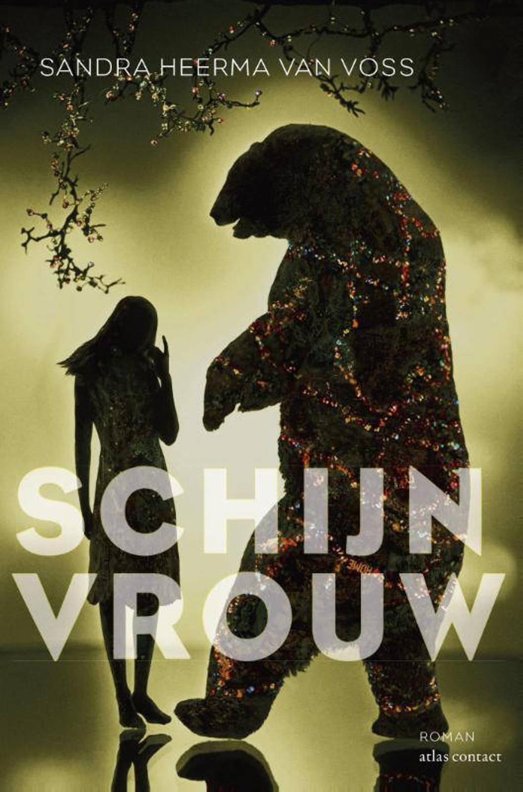 Schijnvrouw - Sandra Heerma van Voss