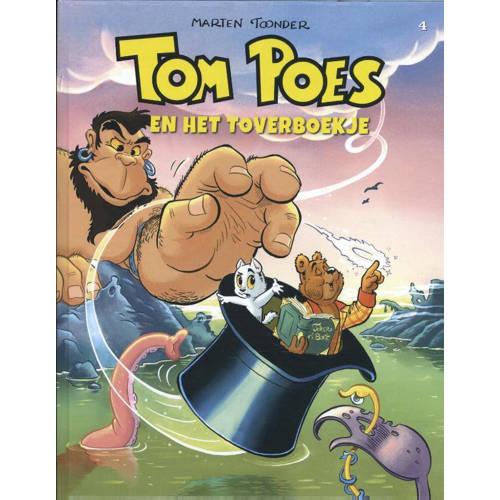 Tom Poes avonturen: Tom Poes en het toverboekje - Marten Toonder kopen