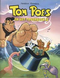 Tom Poes avonturen: Tom Poes en het toverboekje - Marten Toonder