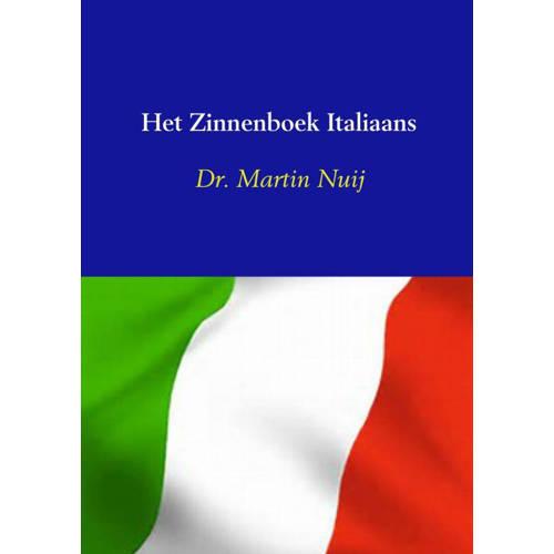 Het Zinnenboek Italiaans - Dr. Martin Nuij kopen