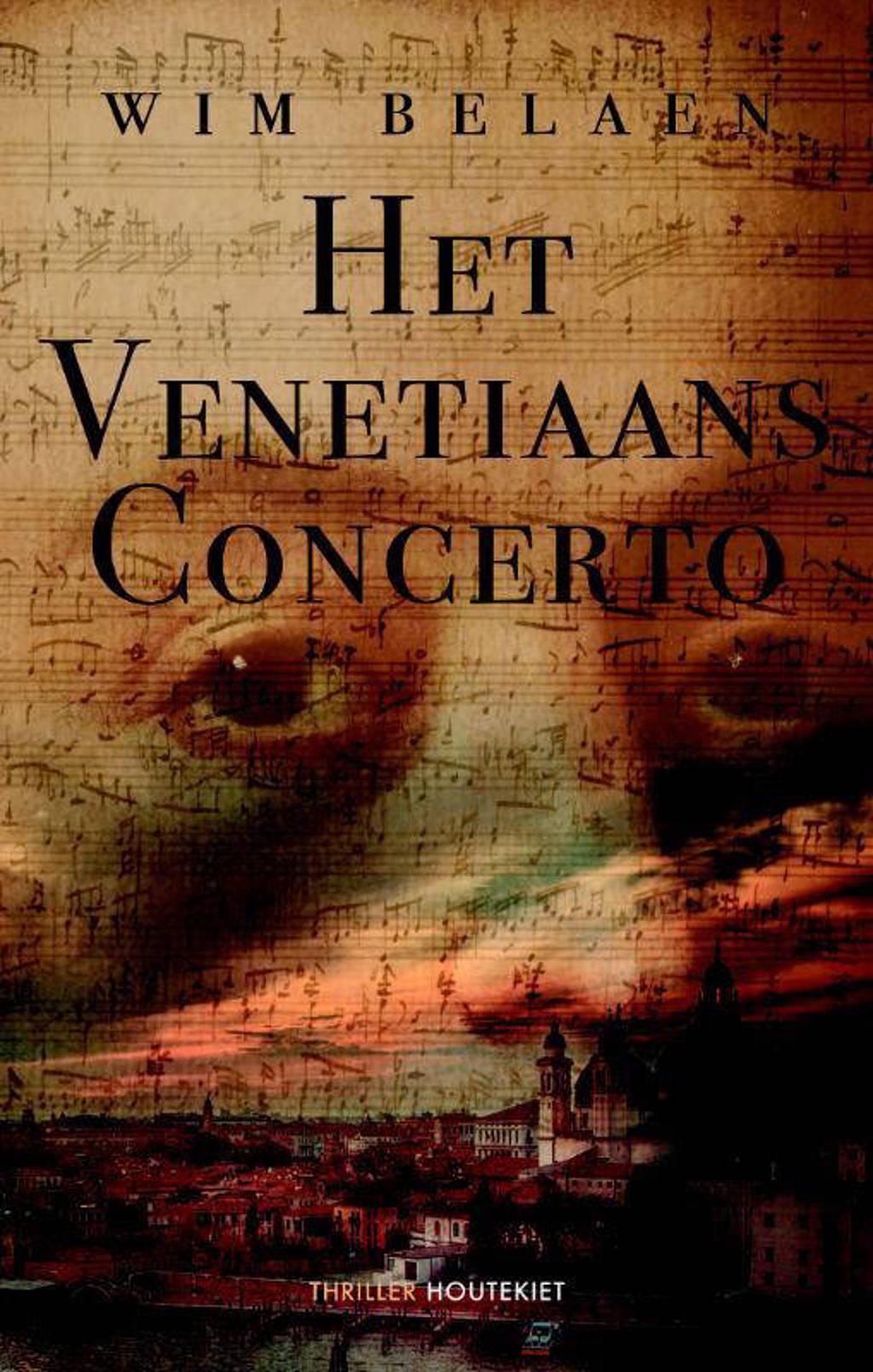 Het Venetiaans concerto - Wim Belaen