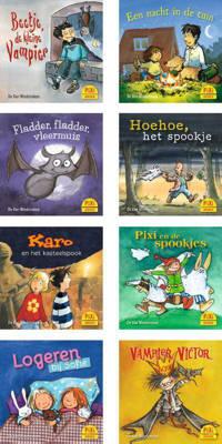 Pixi-boeken: Griezelen met Pixi