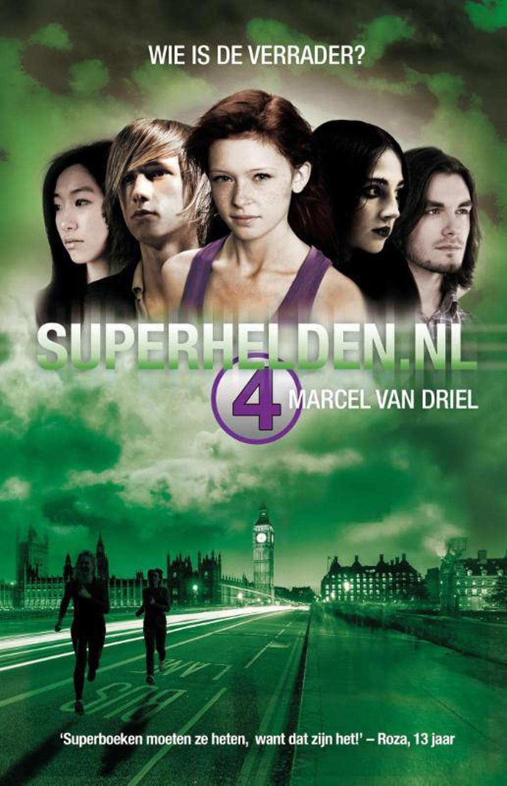 Superhelden.nl: Superhelden.nl 4 - Marcel van Driel