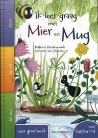 Ik lees graag met Mier en Mug - Katrien Vandewoude