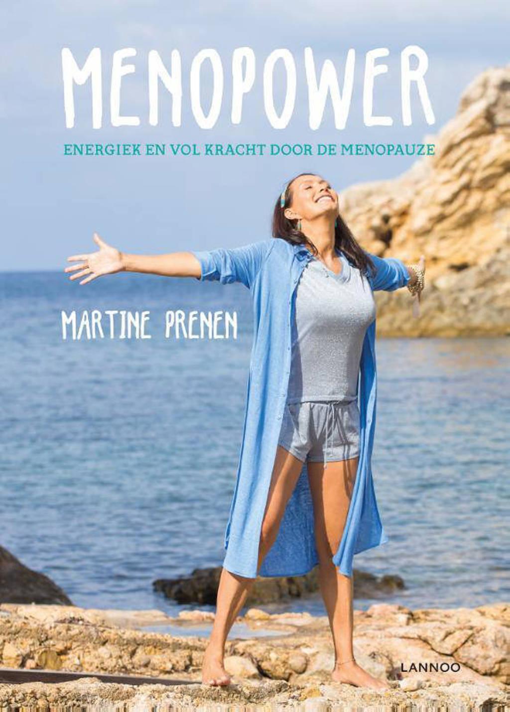 Menopower - Martine Prenen