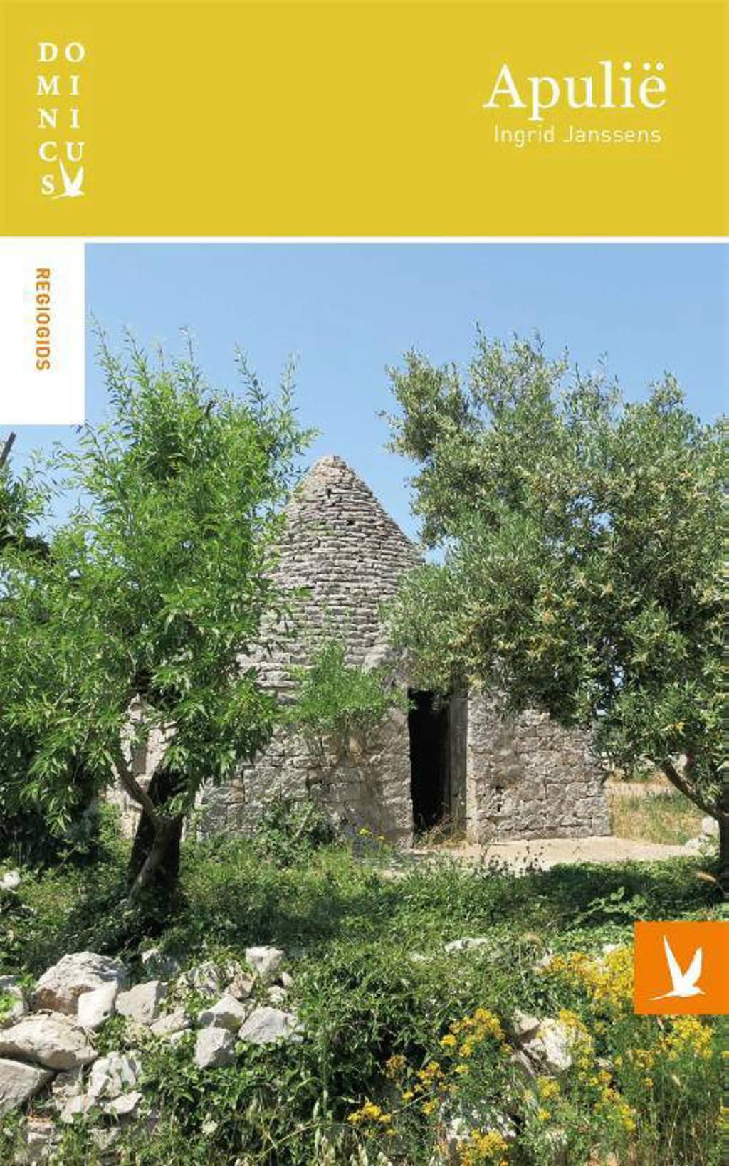 Dominicus Regiogids: Apulië - Ingrid Janssens