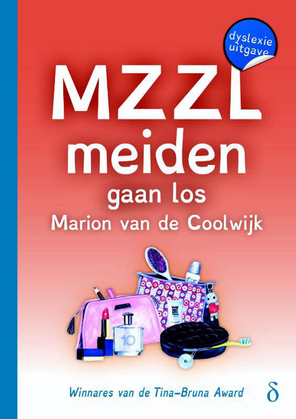 MZZLmeiden: MZZLmeiden gaan los! - Marion van de Coolwijk