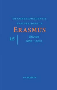 De correspondentie van Desiderius Erasmus deel 15 - Desiderius Erasmus