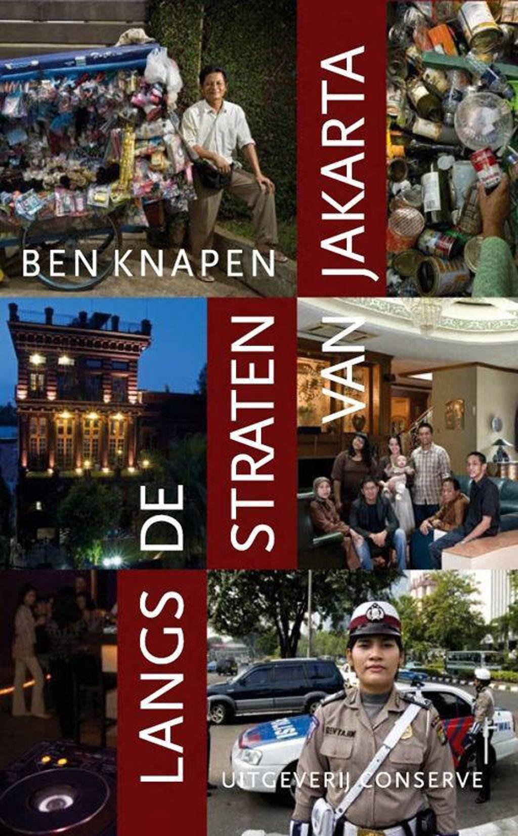 Langs de straten van Jakarta - Ben Knapen