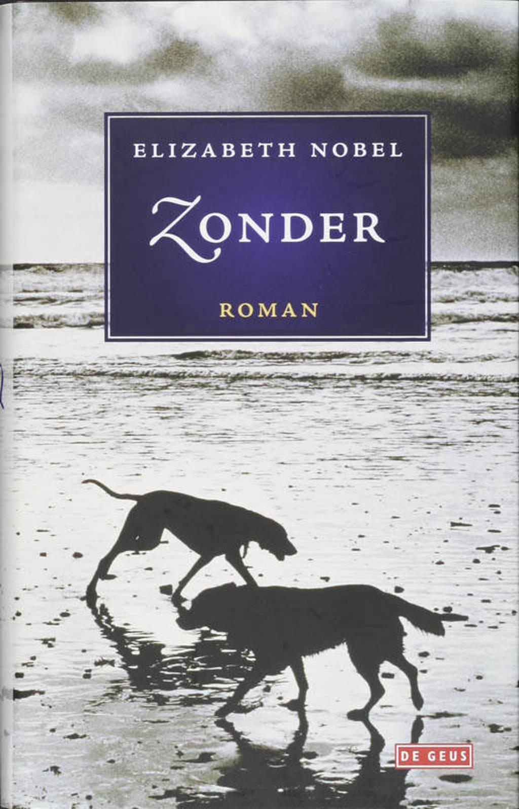 Zonder - Elizabeth Nobel
