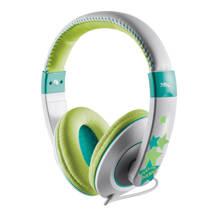 Sonin kinder koptelefoon groen/grijs
