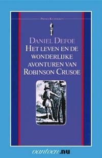 Het leven en de wonderlijke avonturen van Robinson Crusoe - Daniël Defoe