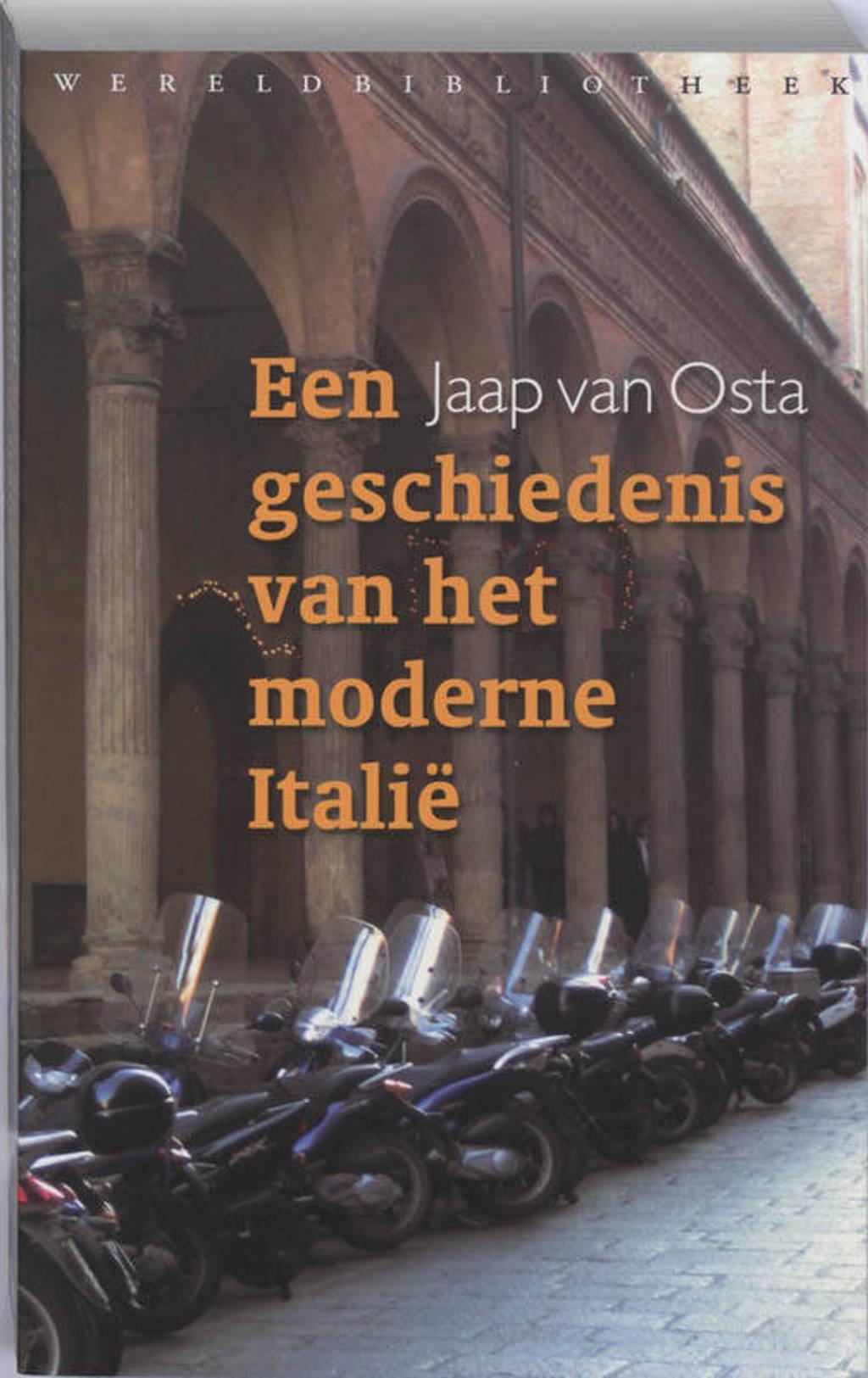 Een geschiedenis van het moderne Italie - Jaap van Osta