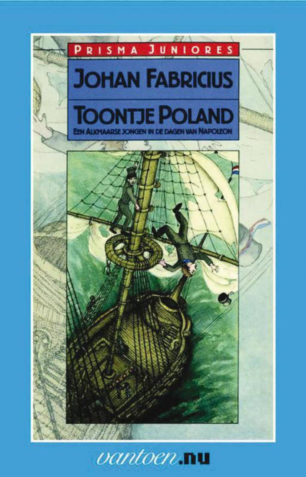 Vantoen.nu Toontje Poland - Johan Fabricius