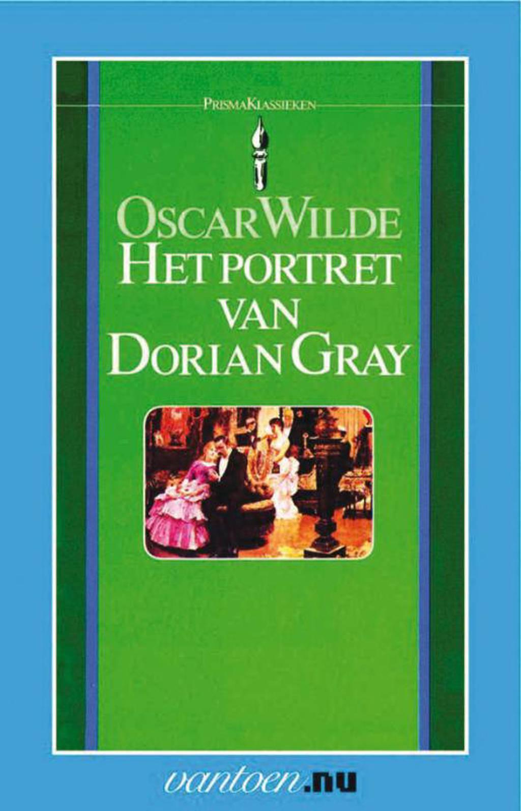 Vantoen.nu Portret van Dorian Gray - Oscar Wilde