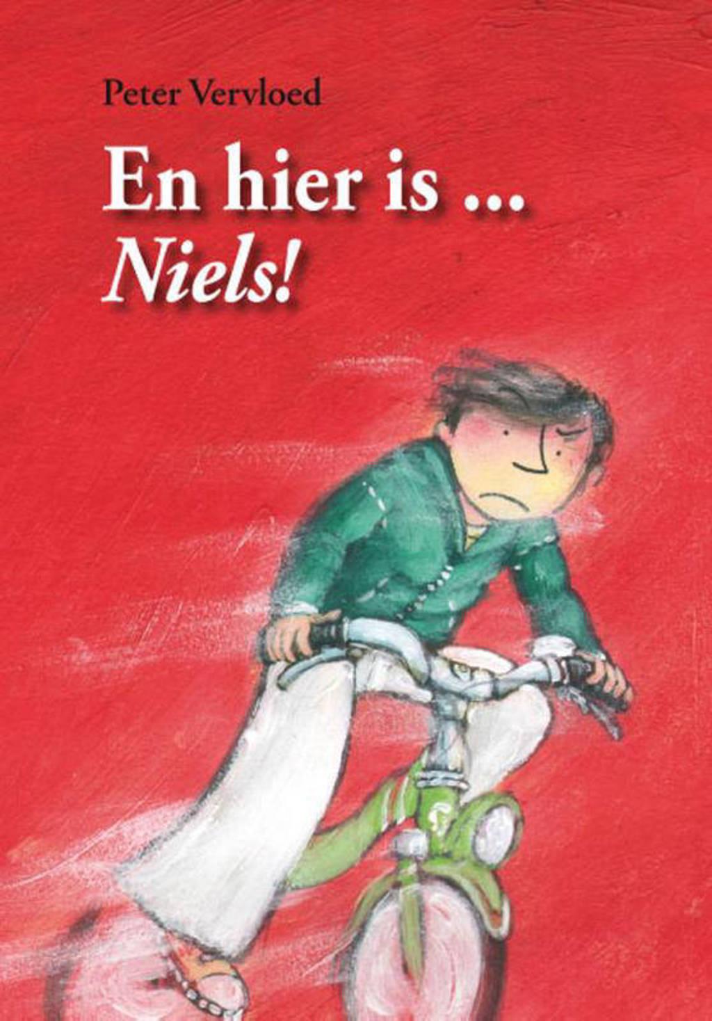 En hier is Niels! - Peter Vervloed