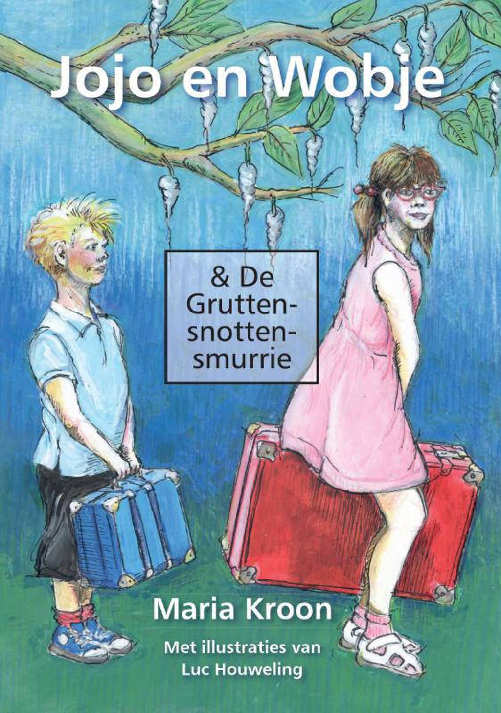 Jojo en Wobje & De Gruttensnottensmurrie - M. Kroon