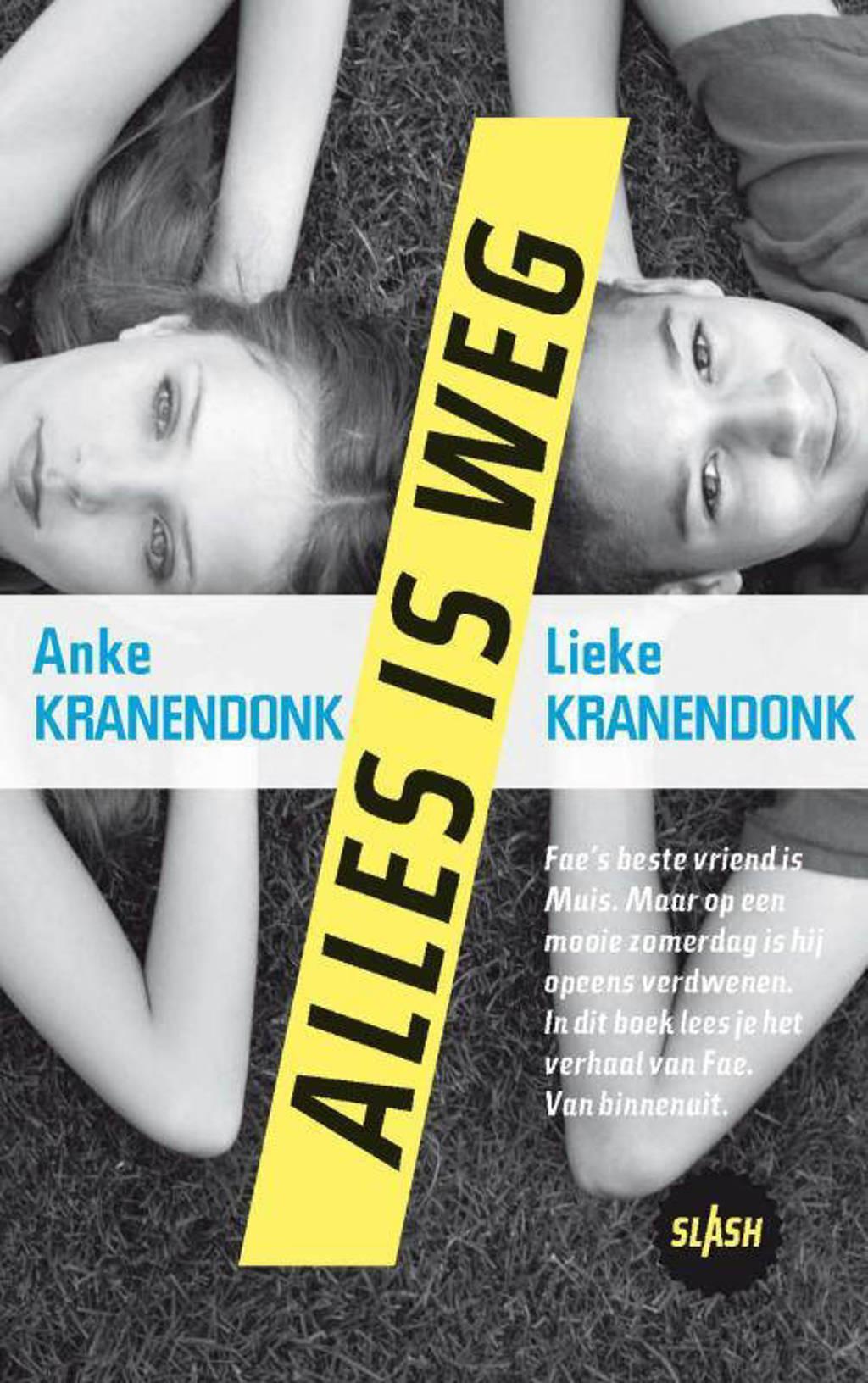 Slash: Alles is weg - Anke Kranendonk en Lieke Kranendonk