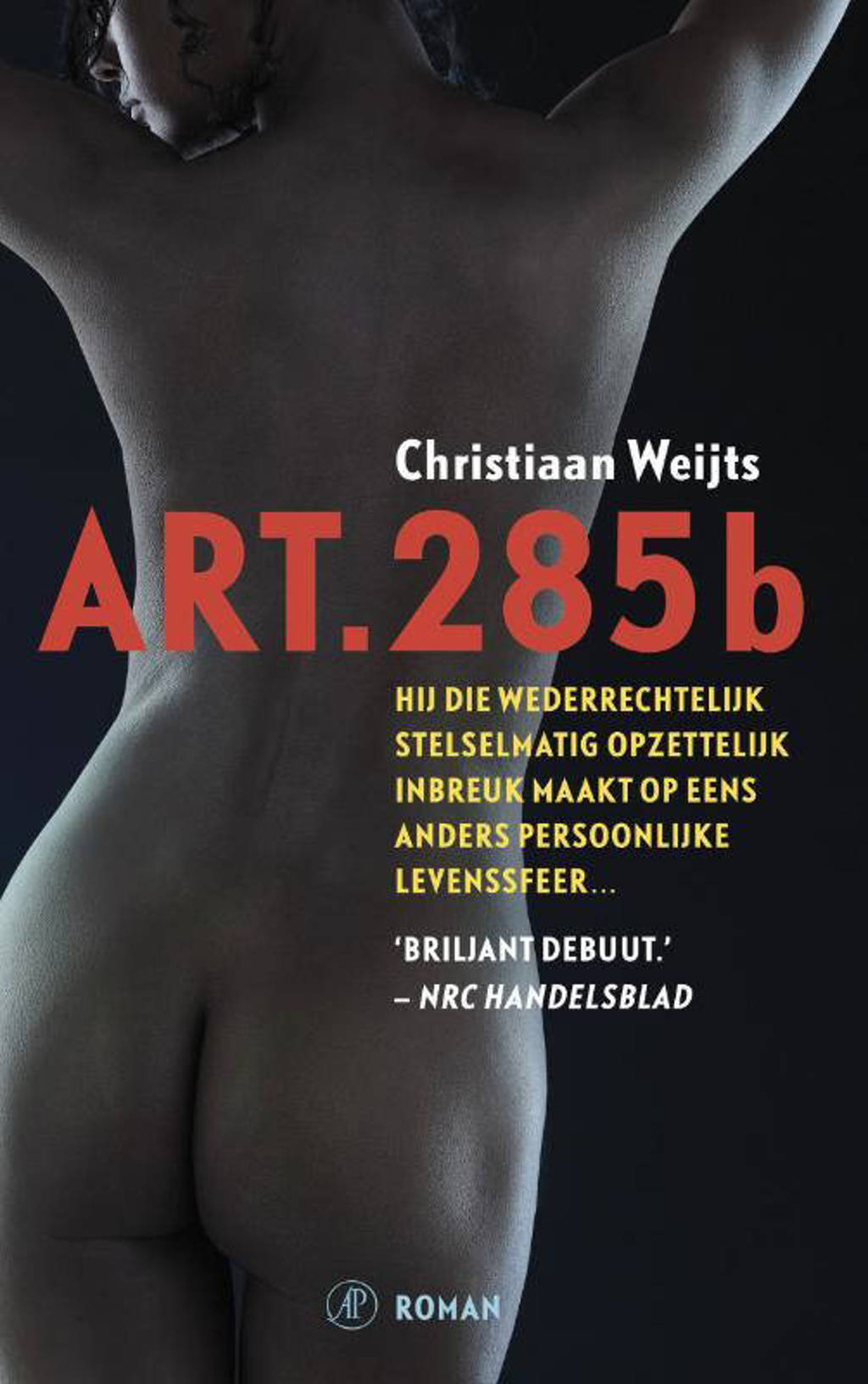Art. 285b - Christiaan Weijts