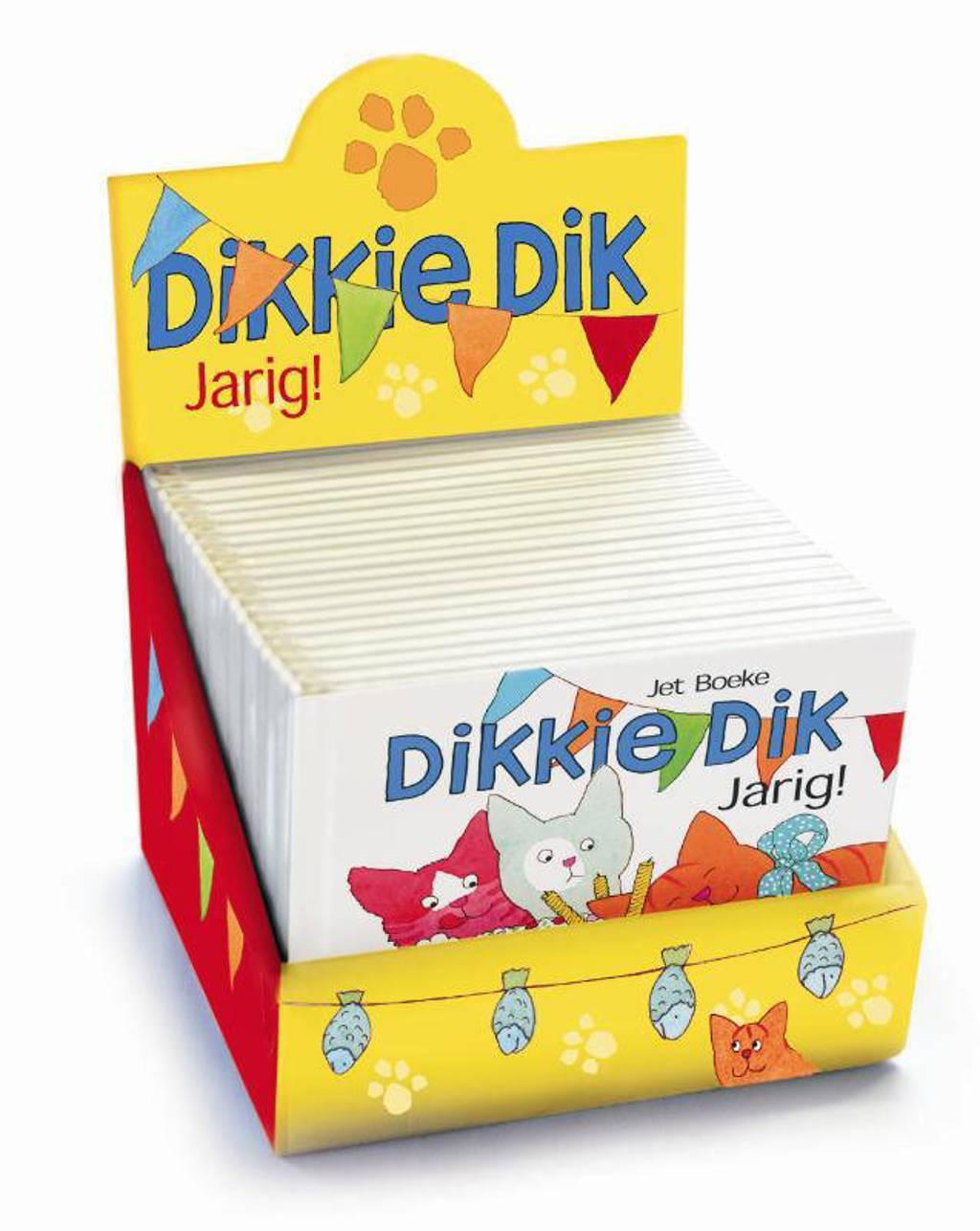 Dikkie Dik: Jarig set 20 ex - Jet Boeke