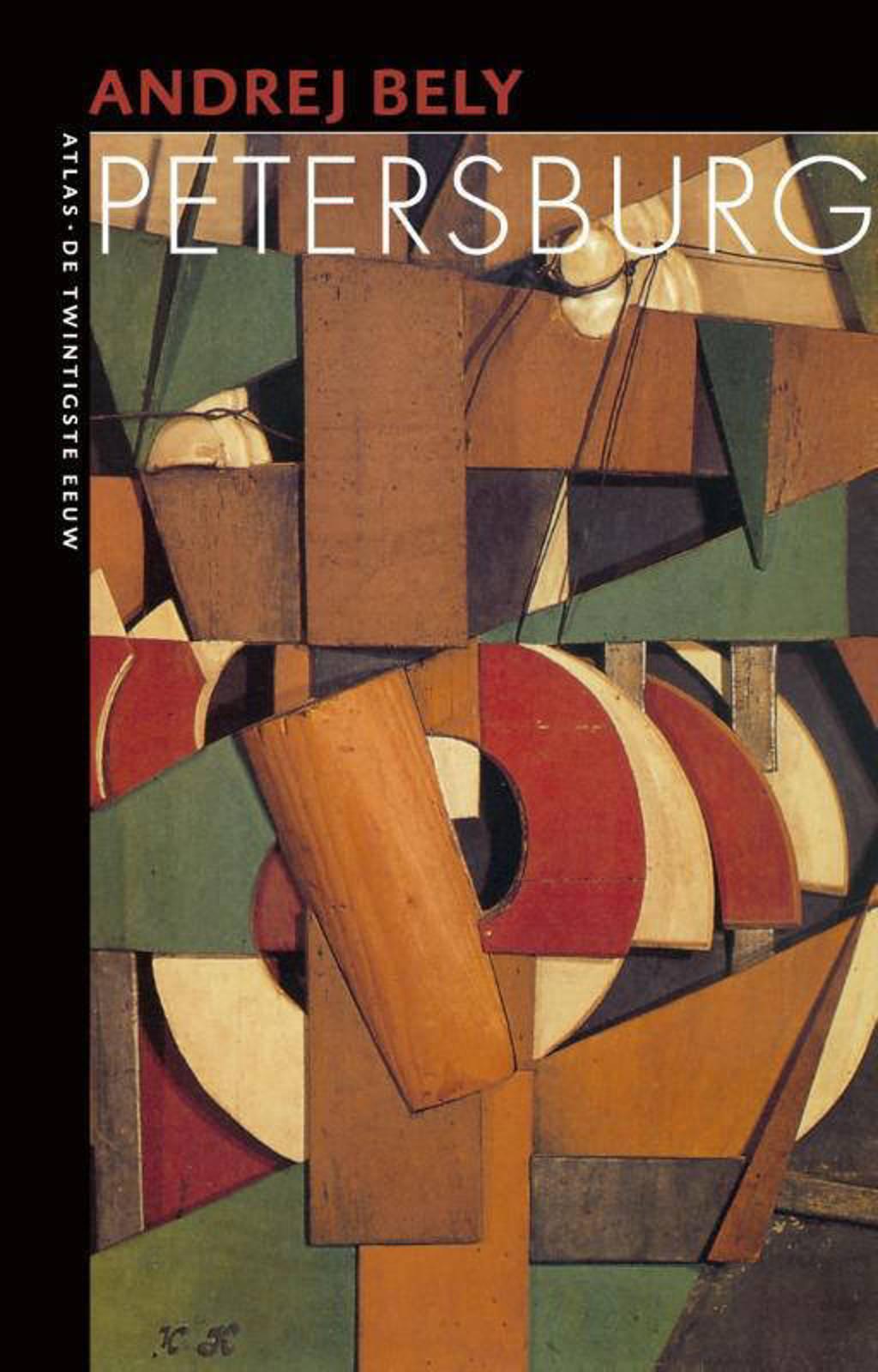 De twintigste eeuw: Petersburg - Andrej Bely