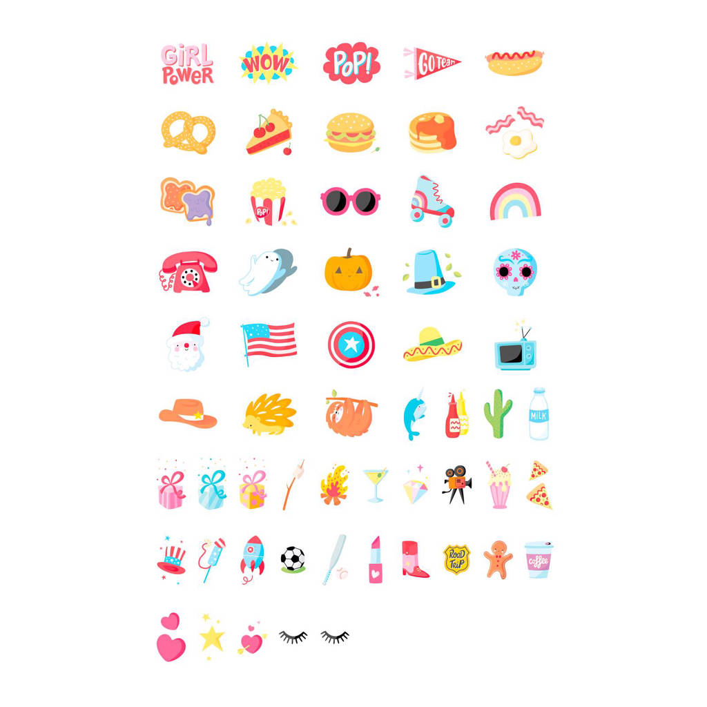 A Little Lovely Company lightbox letterset American Dreams