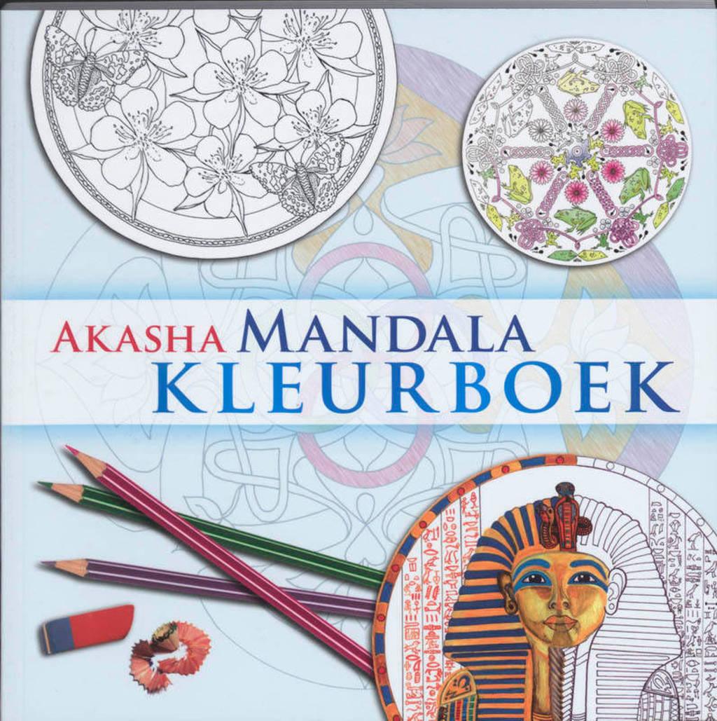 Akasha Mandalakleurboek - Akasha