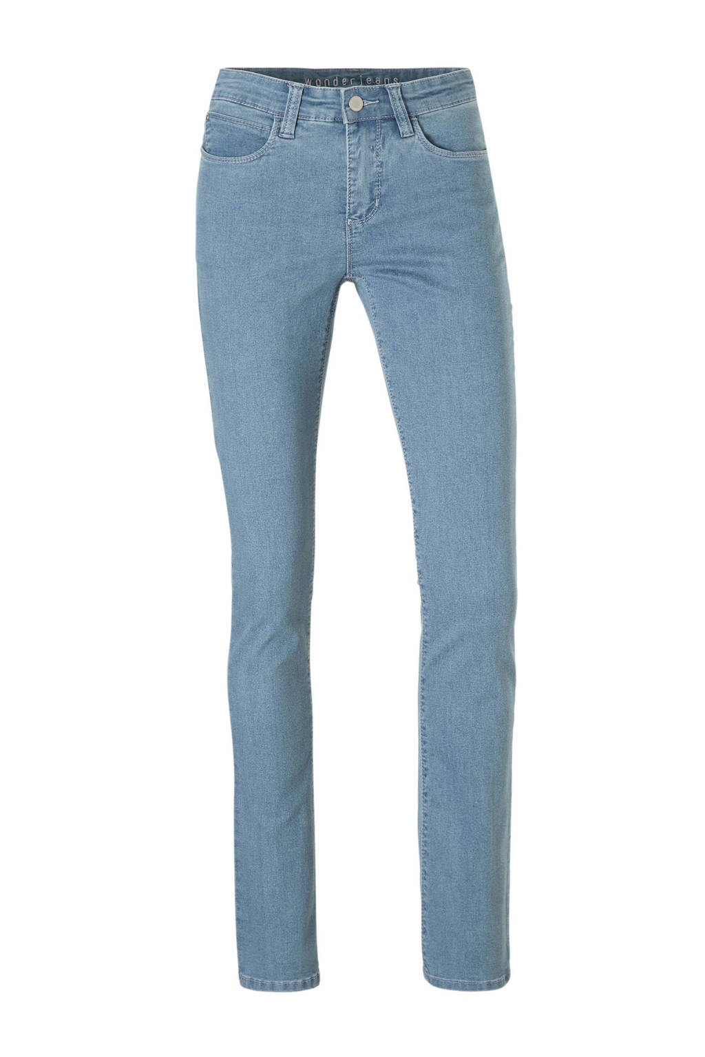 Brooker wonderjeans, Stonewashed licht blauw