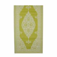 House of Seasons buitenkleed (180x90 cm)  (180x90 cm cm), Groen
