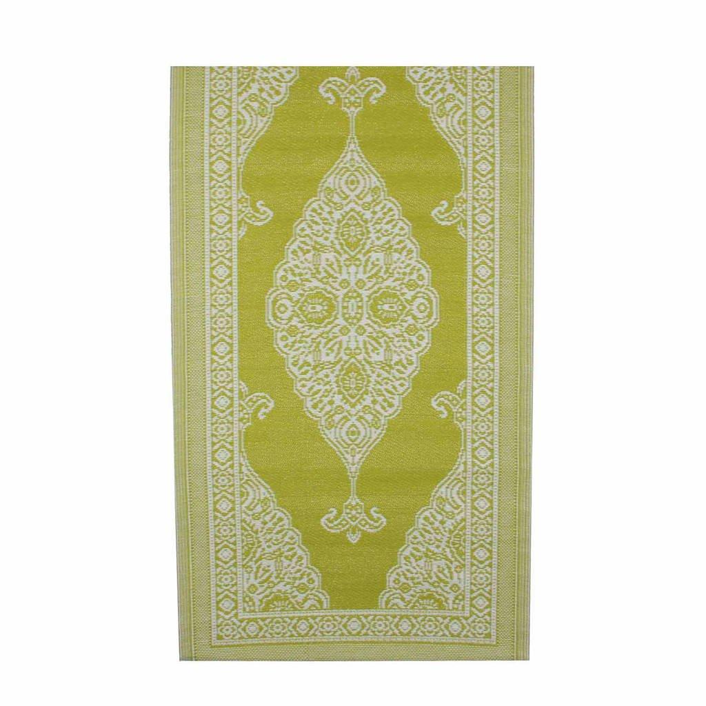 House of Seasons buitenkleed (180x90 cm), Groen