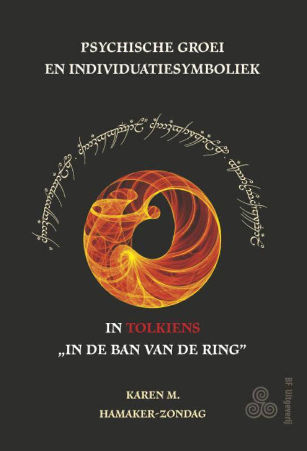 Psychische groei en individuatiesymboliek in Tolkiens 'In de Ban van de Ring - K.M. Hamaker-Zondag