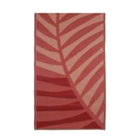 House of Seasons buitenkleed (180x90 cm)  (180x90 cm cm), Rood/roze