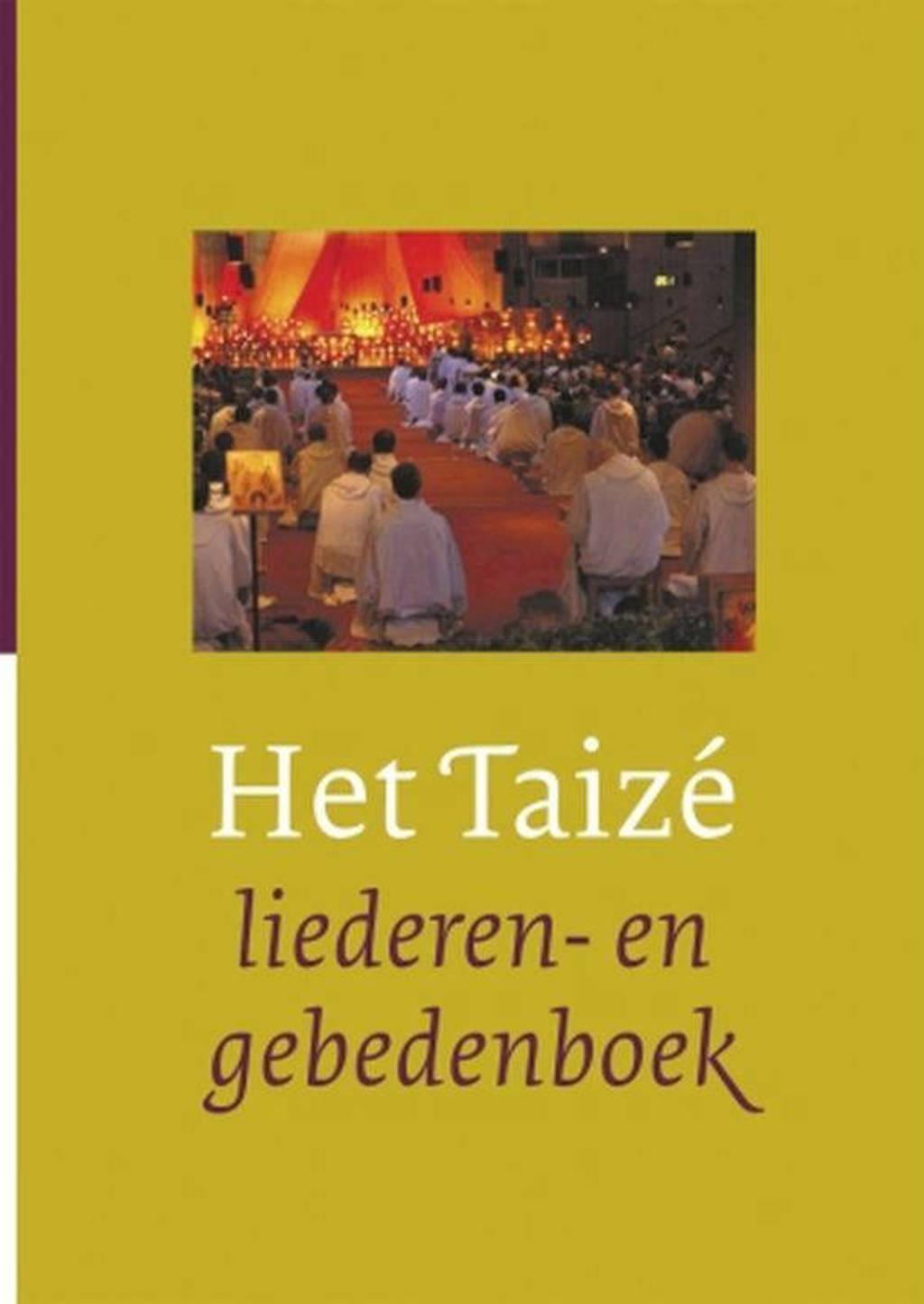 Het Taizé liederen- en gebedenboek