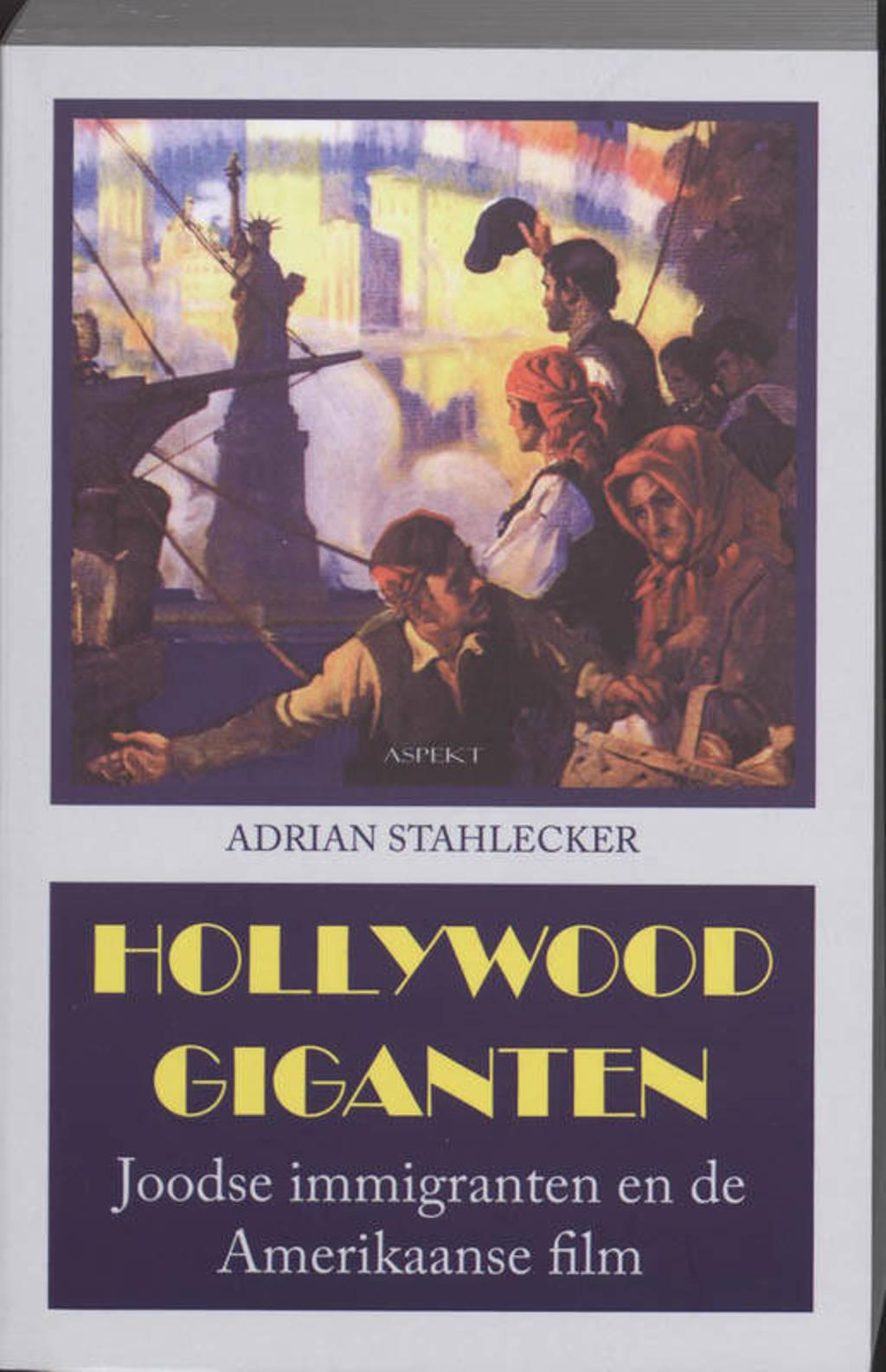 Hollywood Giganten - A. Stahlecker
