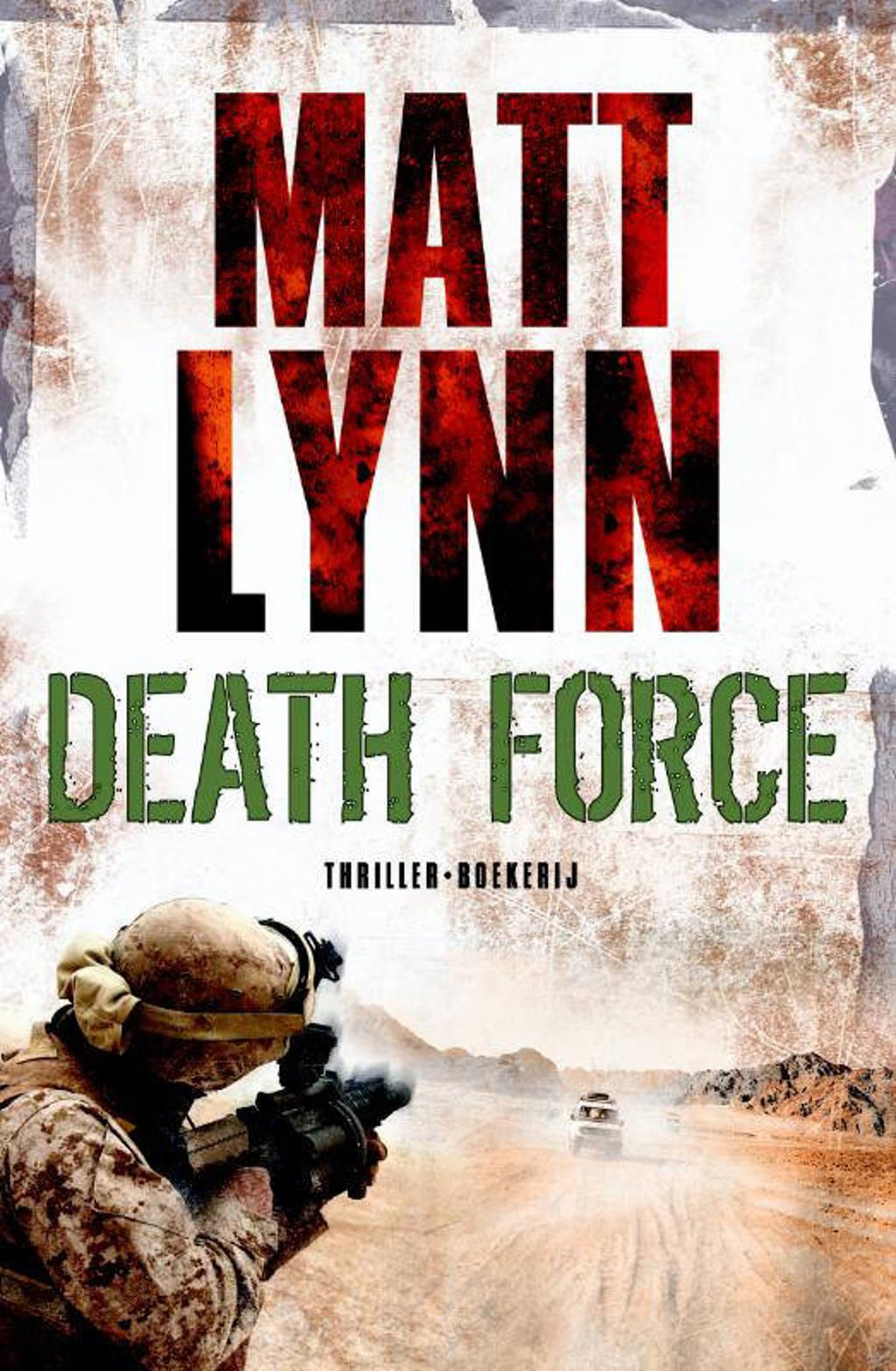 Death force - M. Lynn