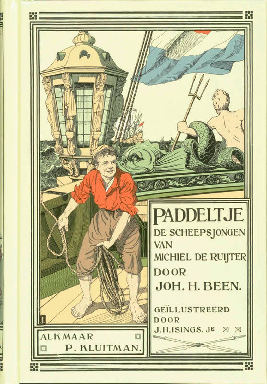 Paddeltje - Johan H. Been