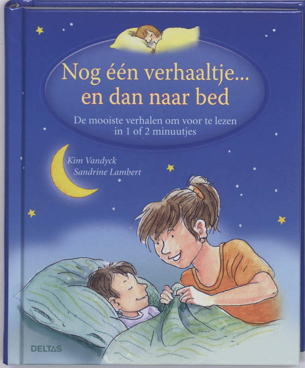 Nog één verhaaltje... en dan naar bed - K. Vandyck en S. Lambert