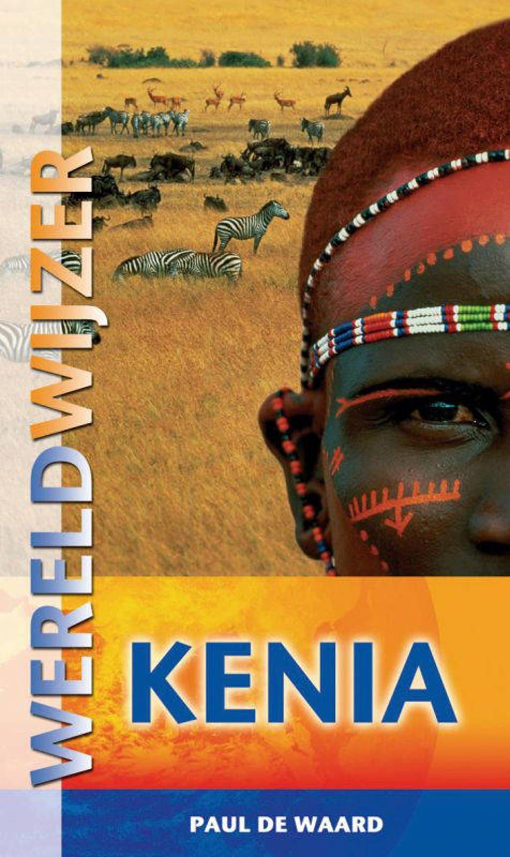 Wereldwijzer: Kenia - Paul de Waard