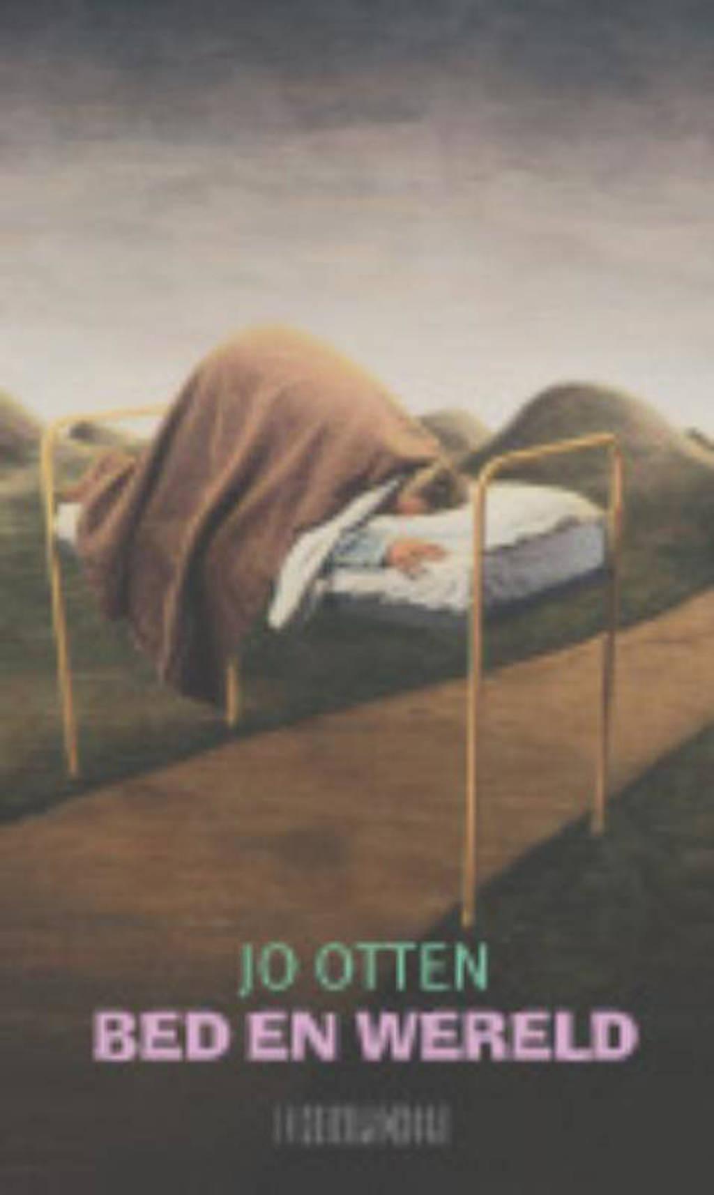 Bed en wereld - Jo Otten