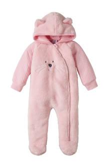 newborn fluffy boxpak roze